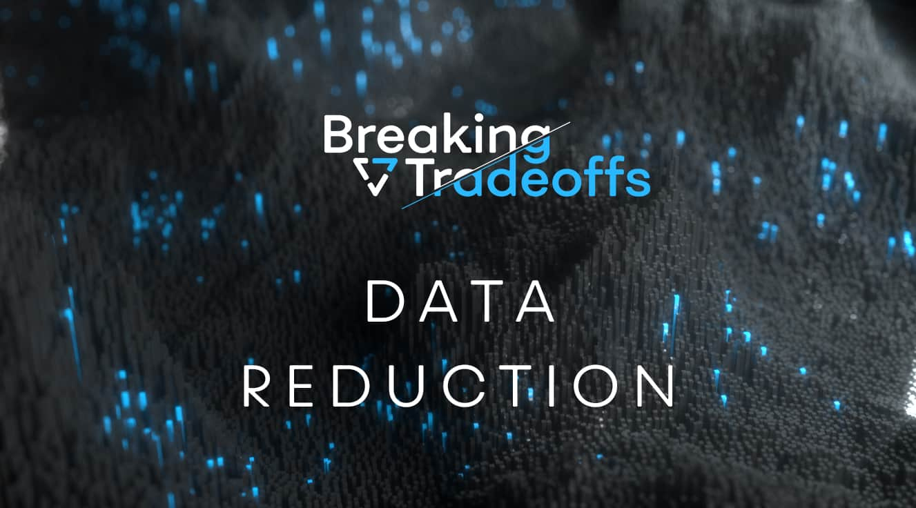 Breaking Data Reduction Trade-offs with Global Compression