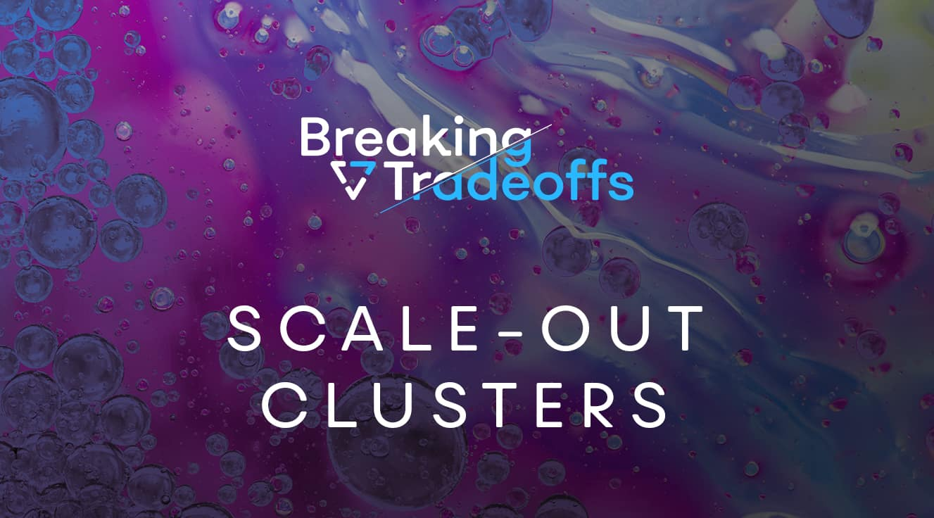 Shared Everything Storage Breaks the Tradeoffs of Shared Nothing Clusters