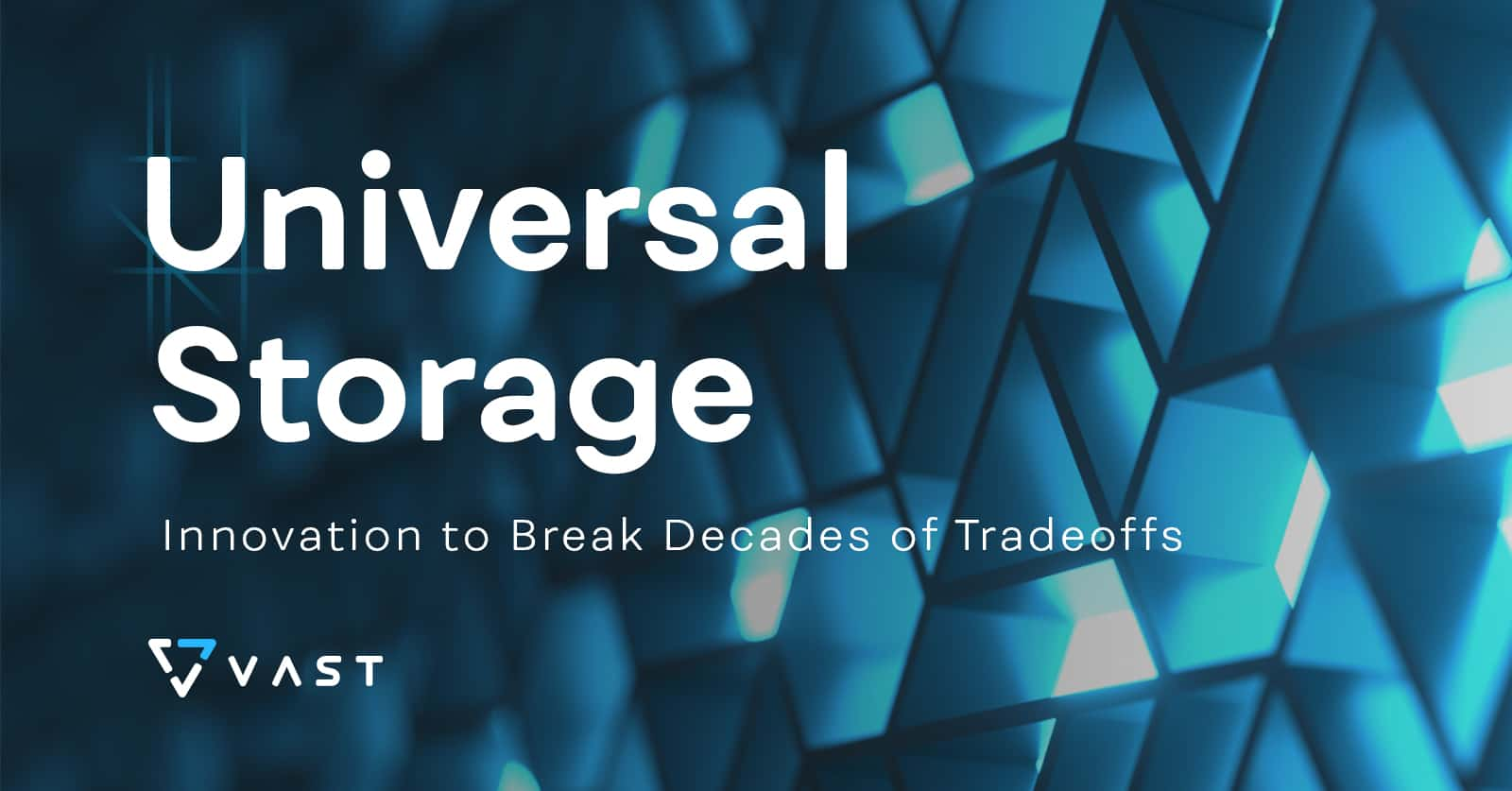 Universal Storage Short Overview
