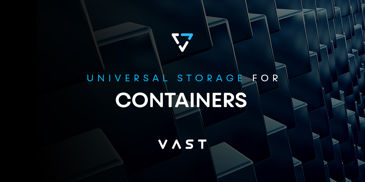 Universal Storage for Containers