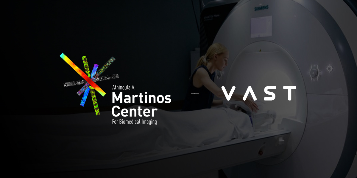 Martinos Center for Biomedical Imaging + VAST