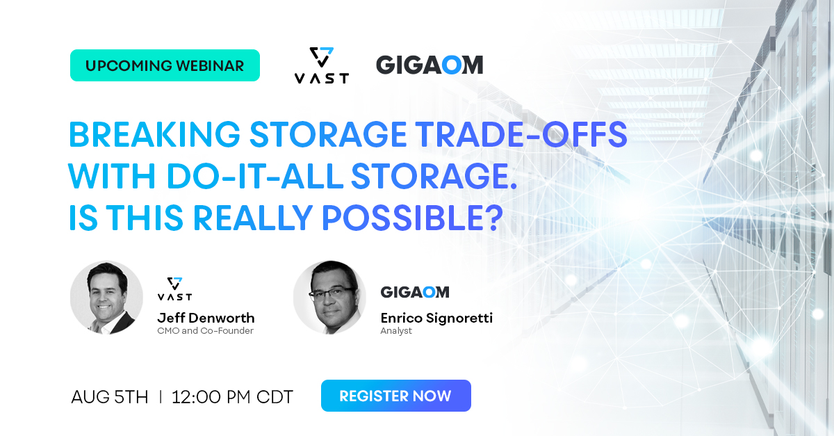 Breaking Storage Trade-Offs with Do-it-All Storage. Is This Really Possible?
