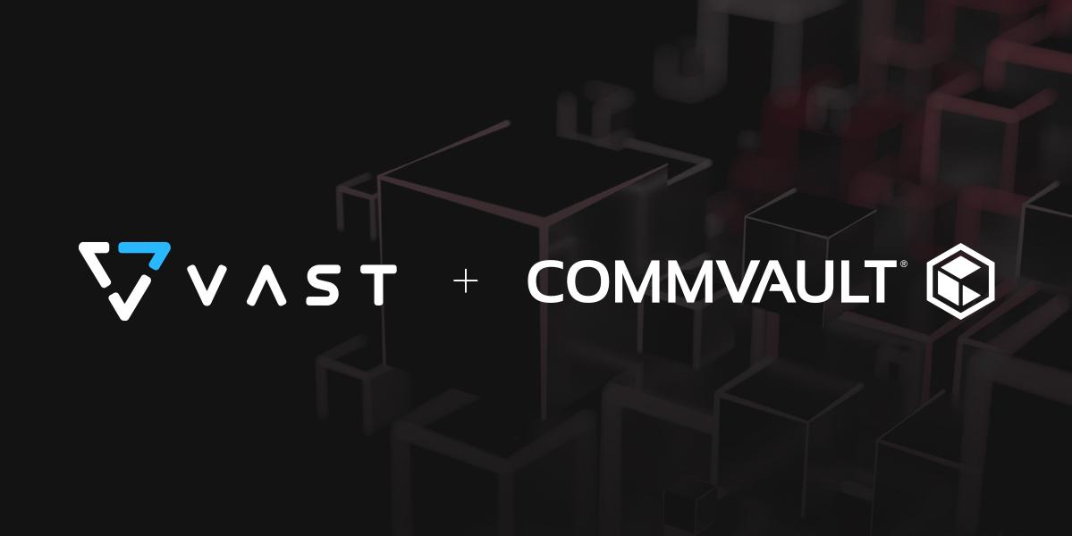 VAST + Commvault Solution Brief